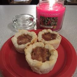 Canadian Butter Tarts