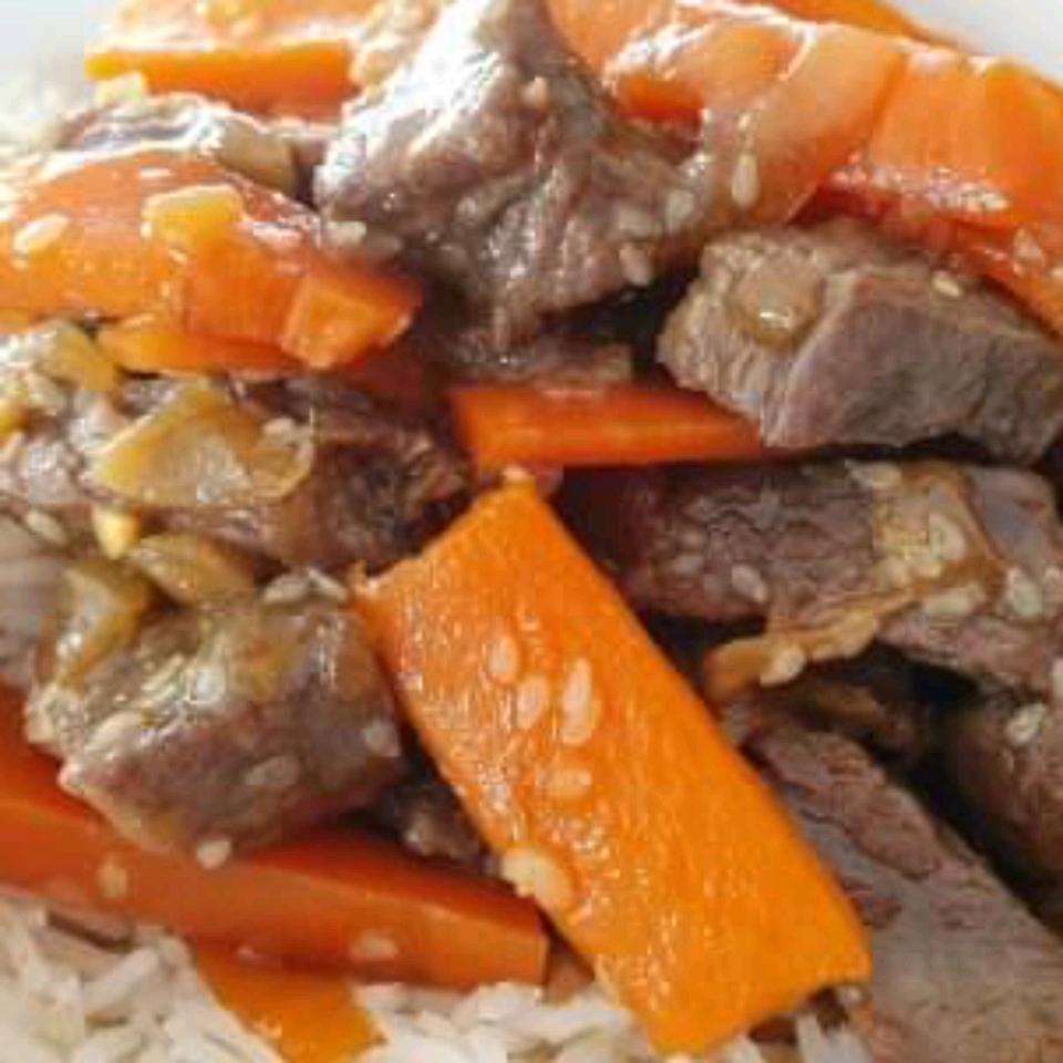 Sesame Beef