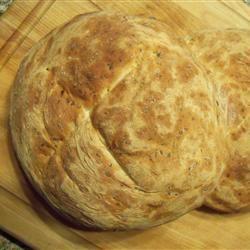 Mozzarella Basil Bread collegecook1