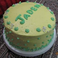 Barbadian Plain Cake Venita