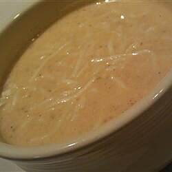 crab and red pepper soup recipe