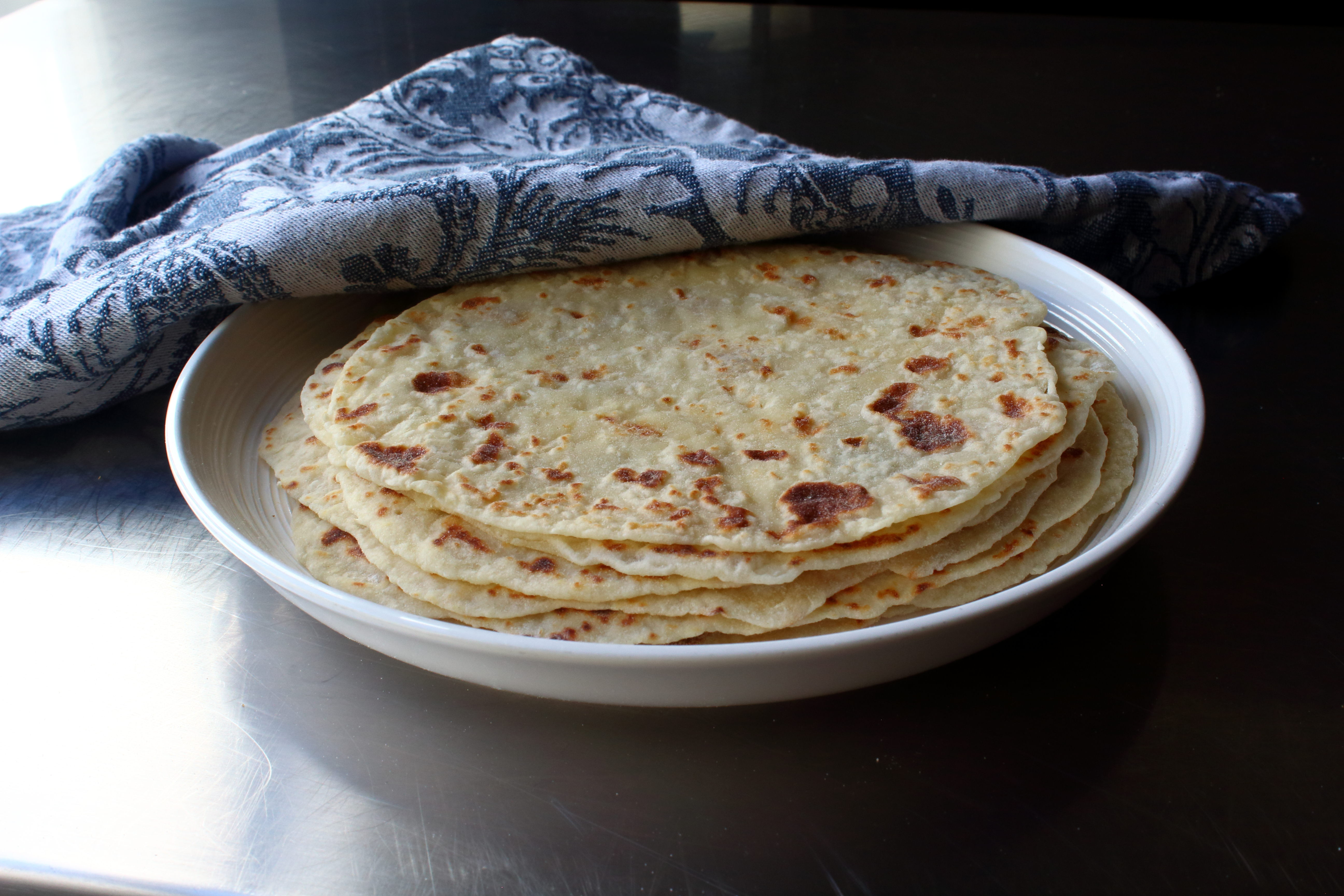 Norwegian Potato Flatbread Lefse Allrecipes
