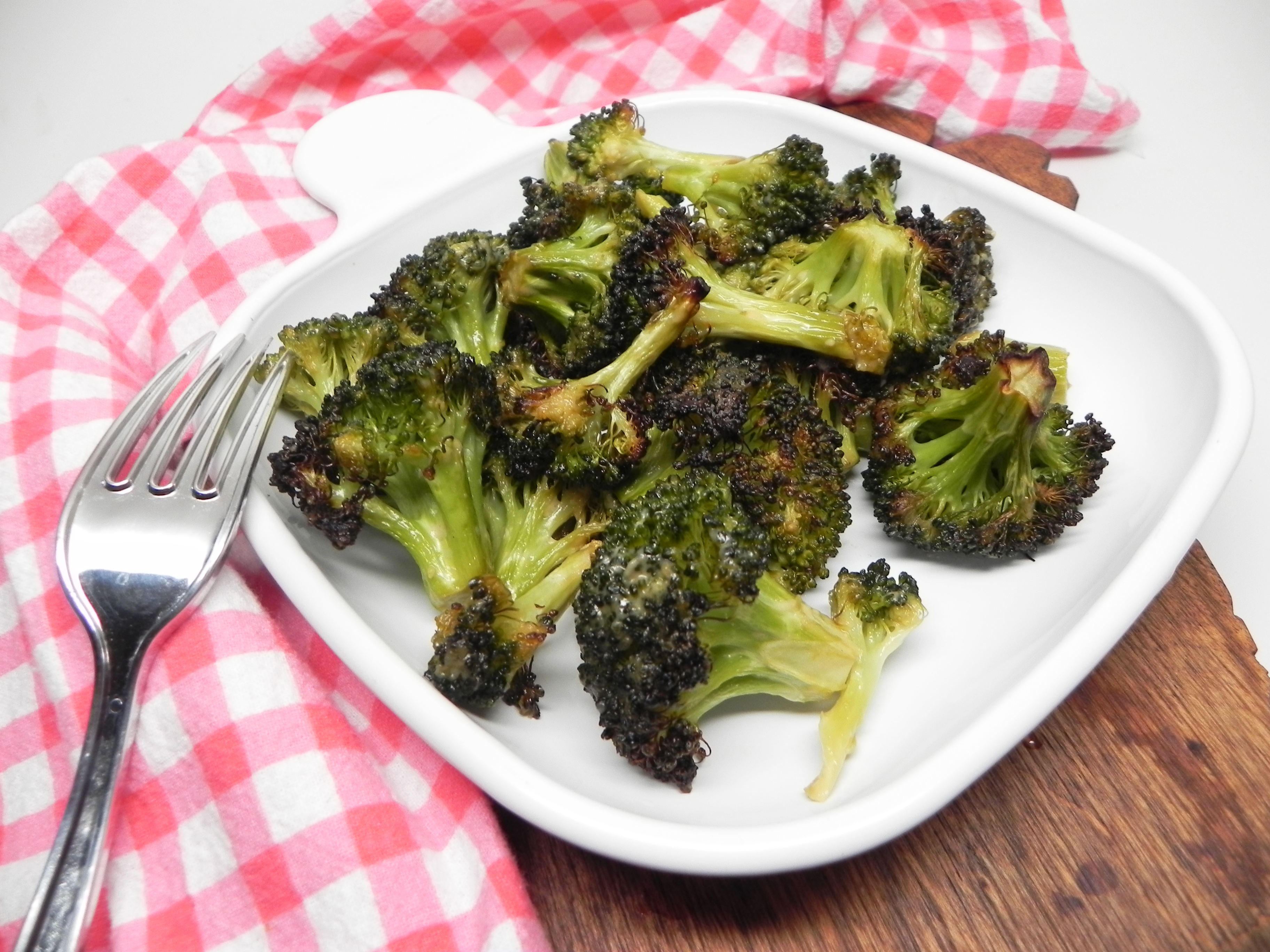 Honey Mustard Broccoli
