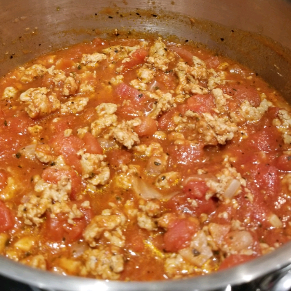 Chicken Spaghetti Sauce Michelle Price