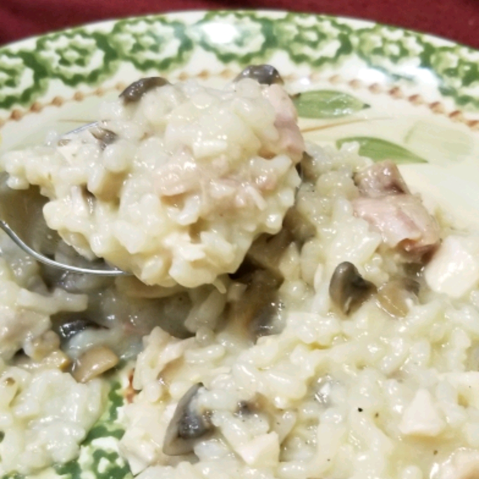 Instant Pot® Mushroom Risotto