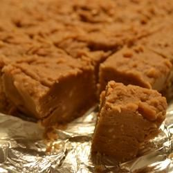 Easiest Peanut Butter Fudge Bethany