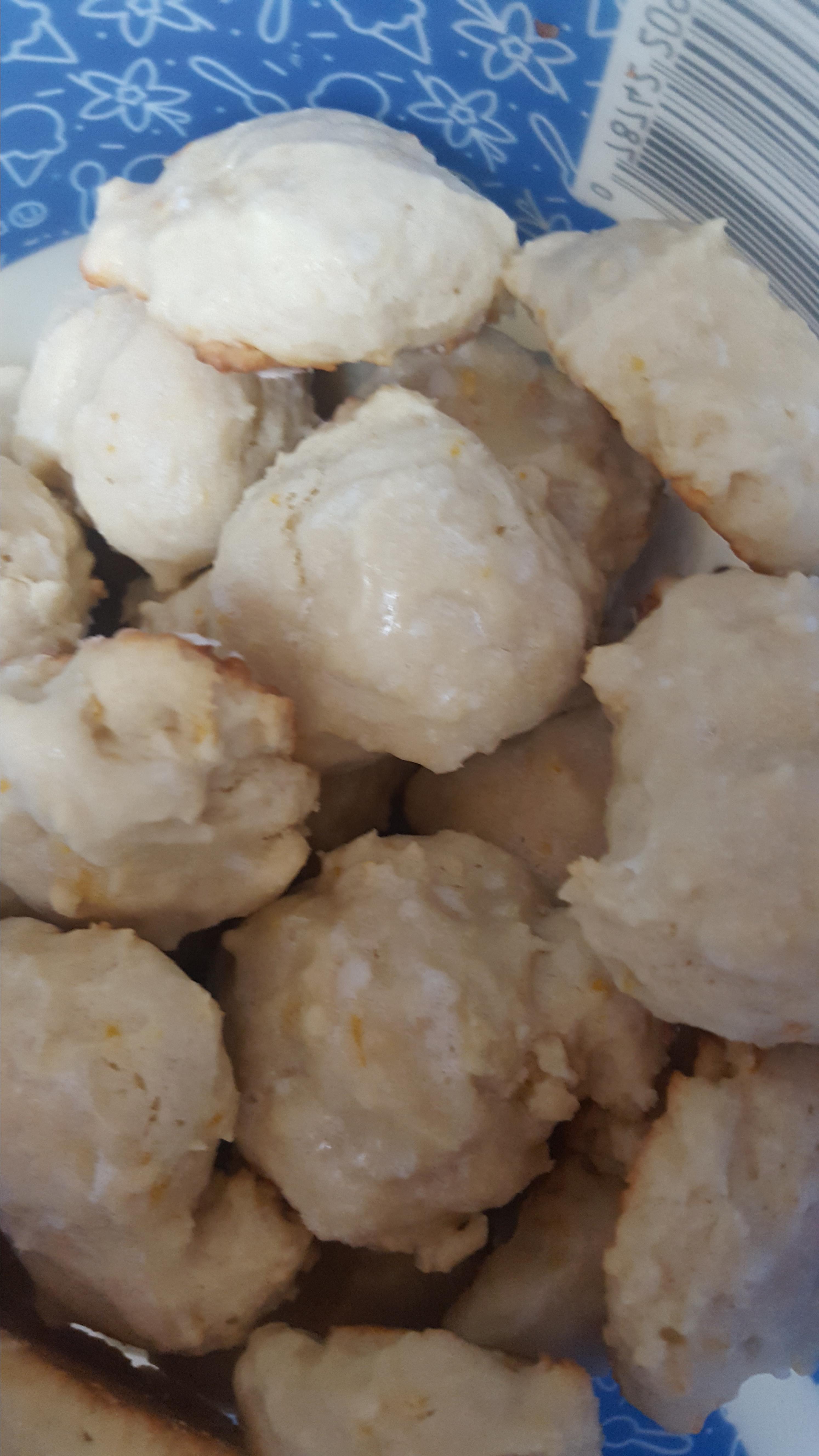 Orange & Lemon Butter Cookies Reynolds Kitchens(R)