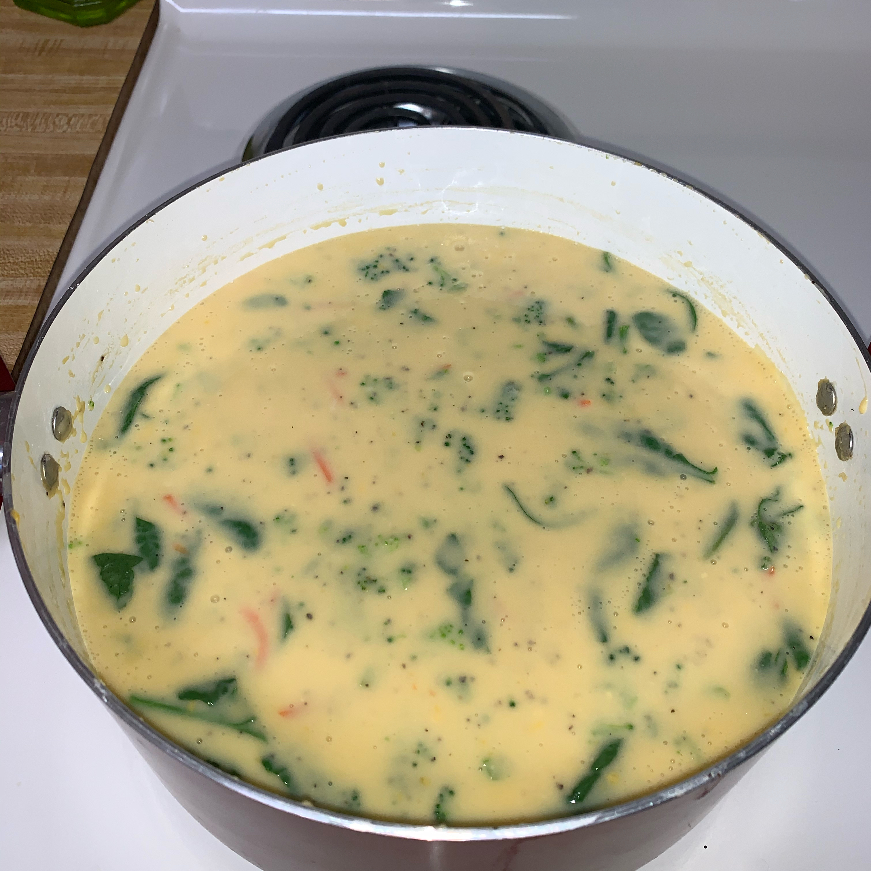 Excellent Broccoli Cheese Soup