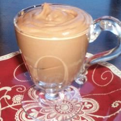 Ghirardelli Chocolate Mousse with Coffee