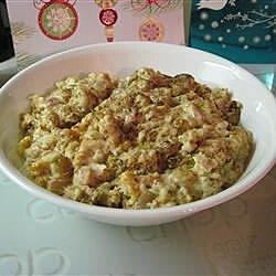 baked onion dip ii recipe