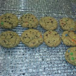 Linda's Monster Cookies Marymeow!