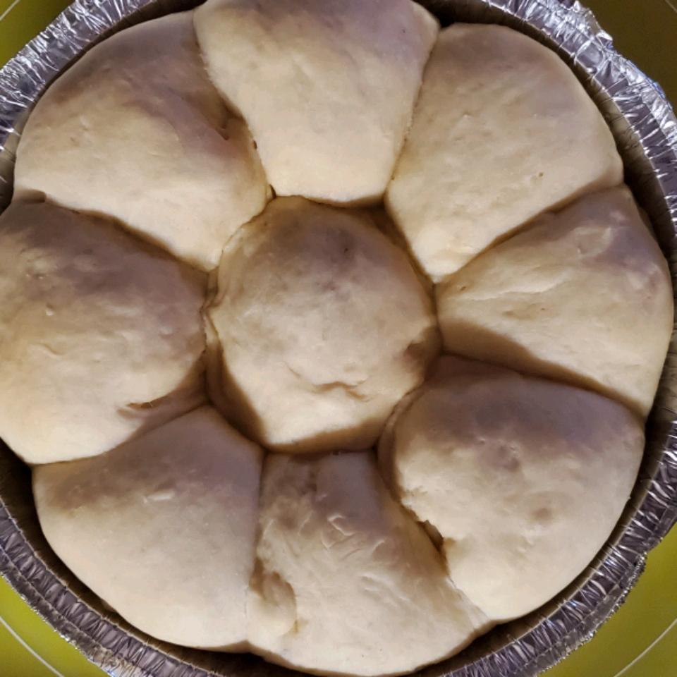 Potato Rolls Mama P
