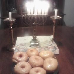 Crispy and Creamy Doughnuts