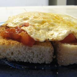 Mamma Rita's Eggs and Tomato Sauce Mrs.Williams