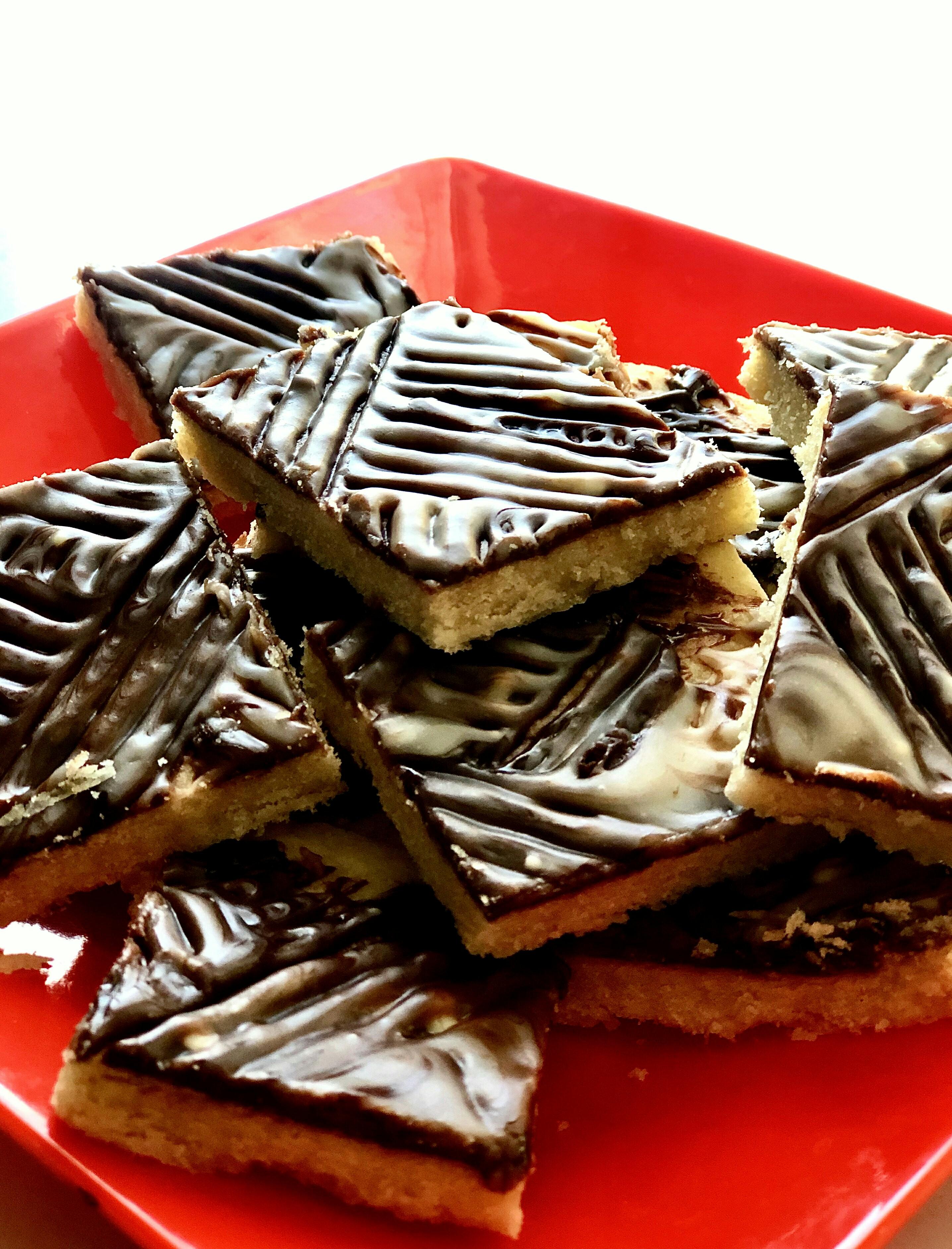 Double Chocolate Shortbread