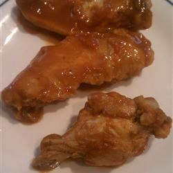 Scott's Coast-to-Coast Famous Chicken Wings Linda Farrell