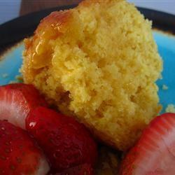 Lemon Apricot Cake pomplemousse