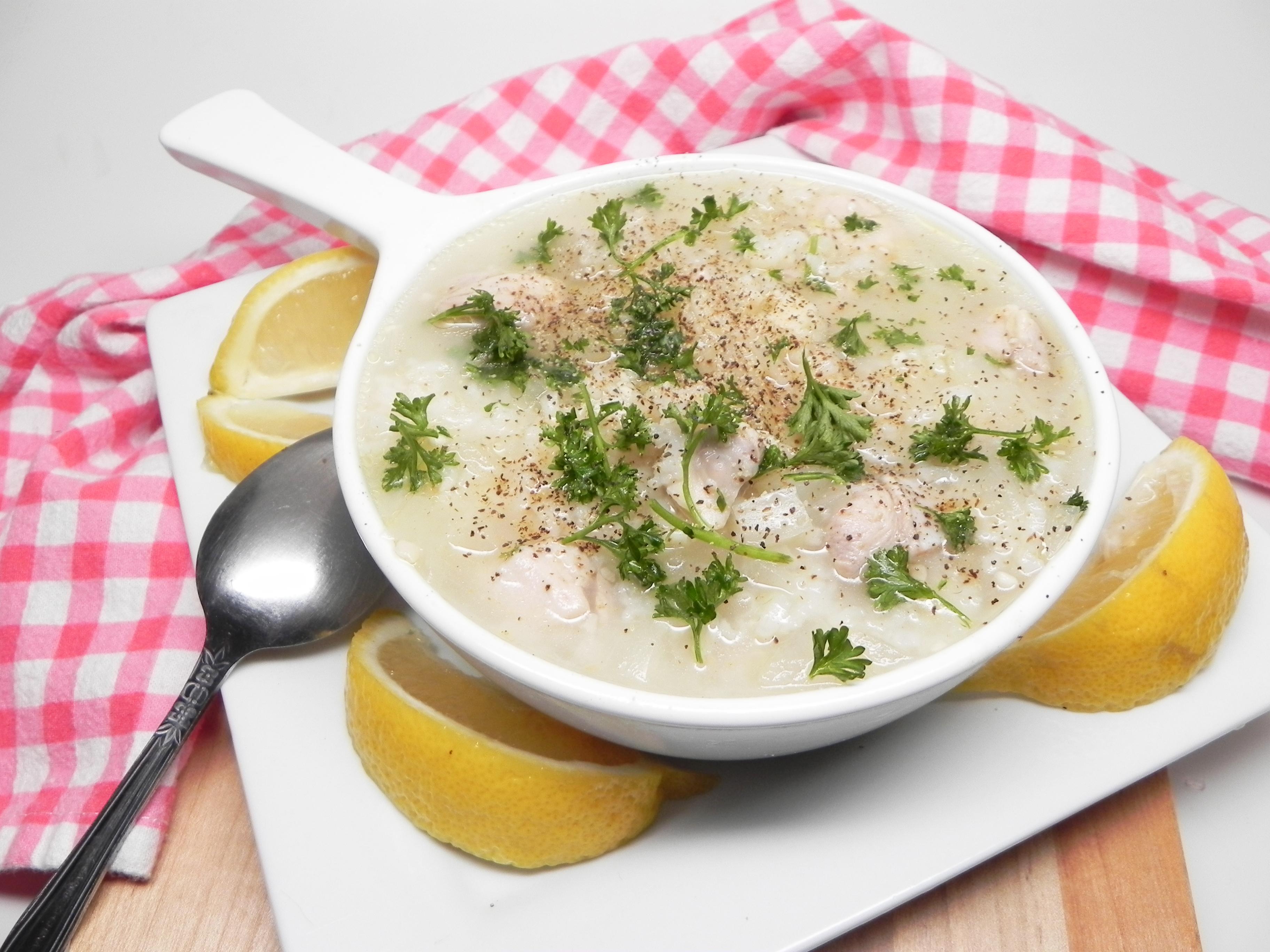 Arroz Caldo (Filipino Chicken and Rice Soup)