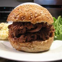 Slow-Cooked, Texas-Style Beef Brisket Hobbs