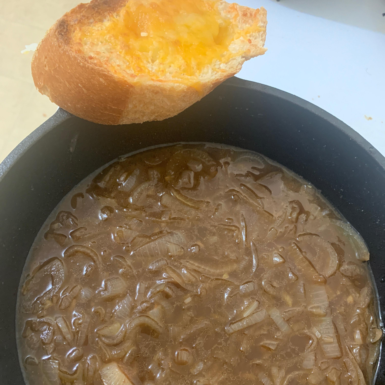 Italian Onion Soup BillyMyles