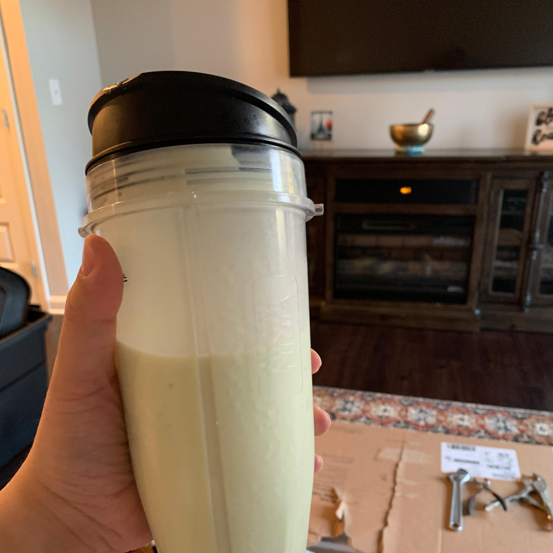 Avocado Milkshake marisol