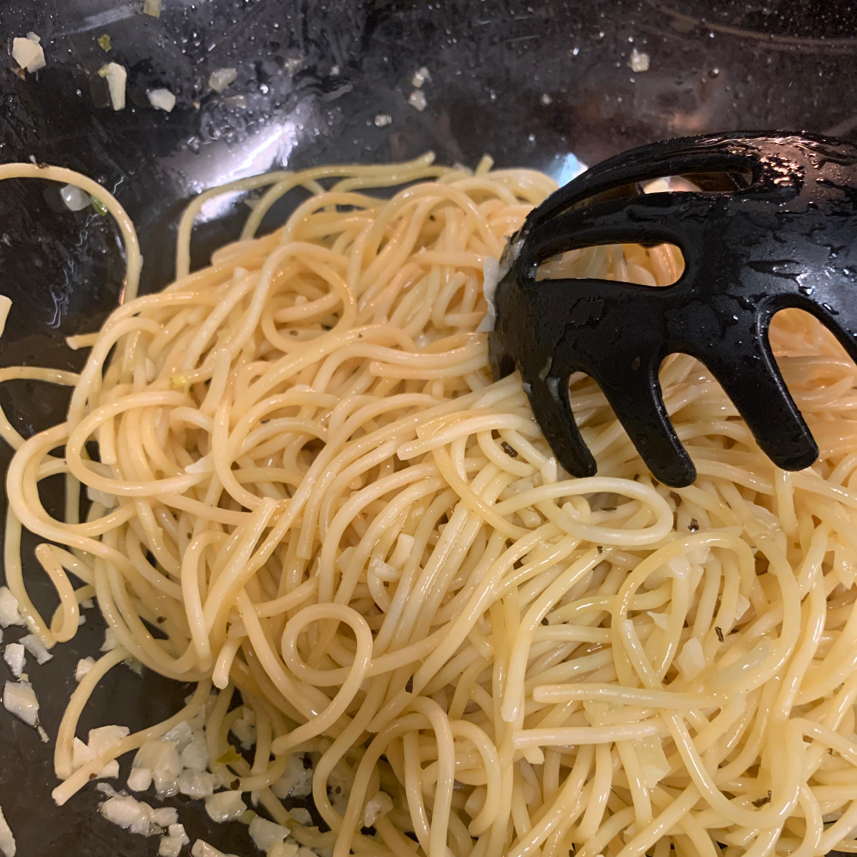 Spaghetti Olio Bluetiger