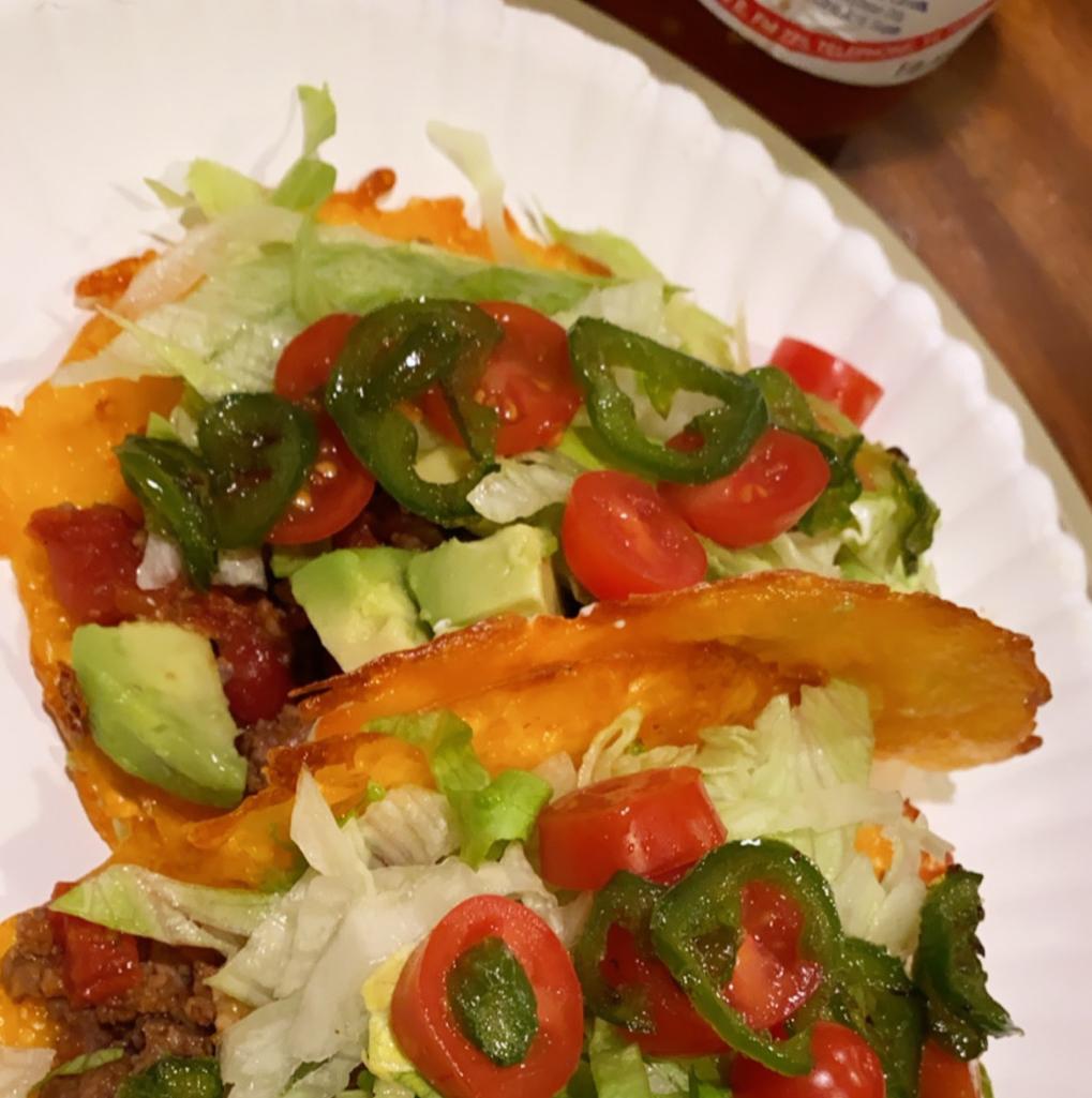 Easy Keto Beef Tacos lqadams