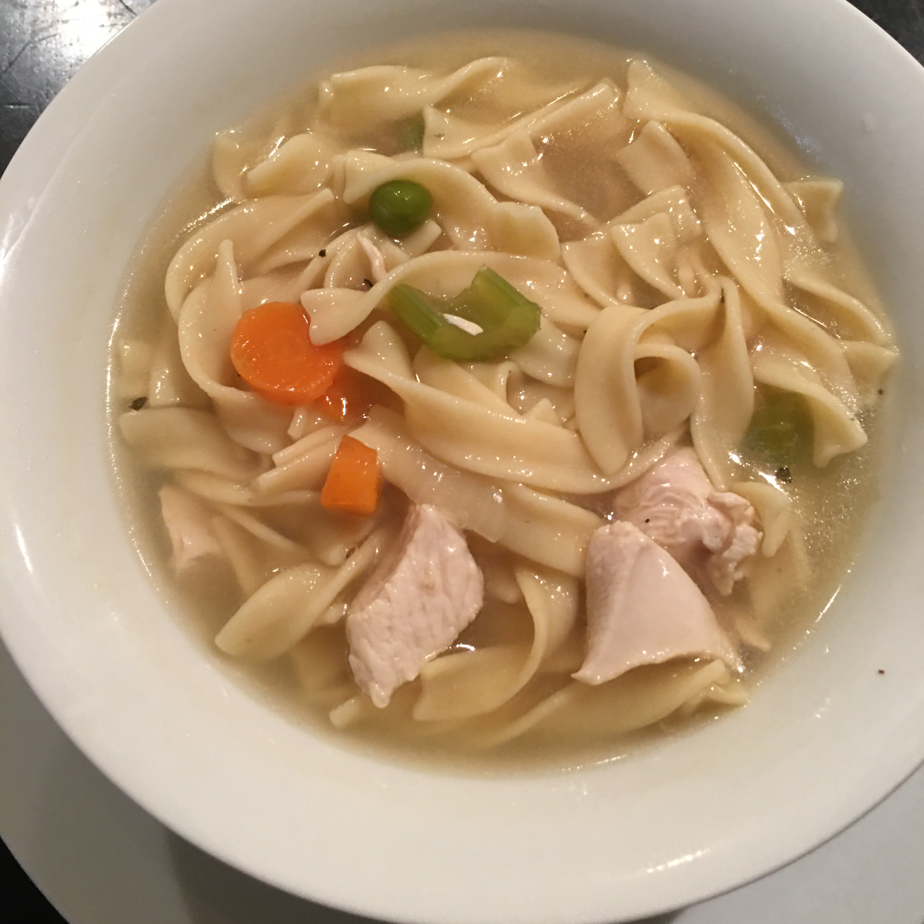Chunky Chicken Noodle Soup KrisV