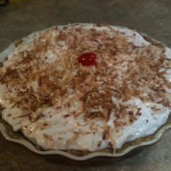 Pina Colada Pie ginabell