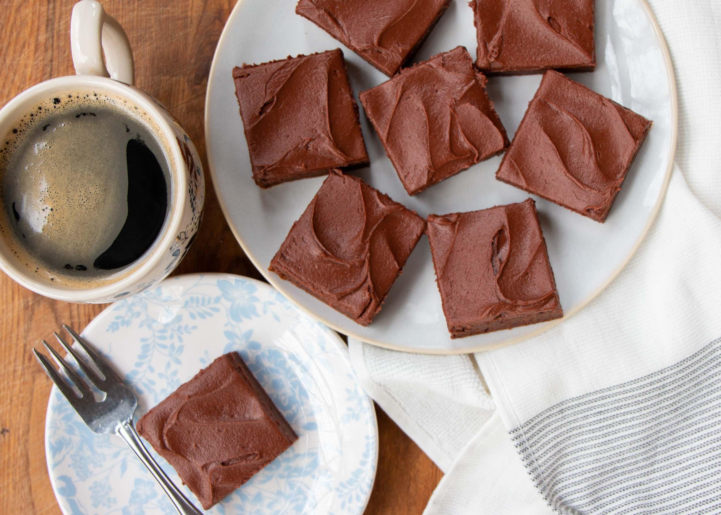 Healthier Best Brownies MakeItHealthy