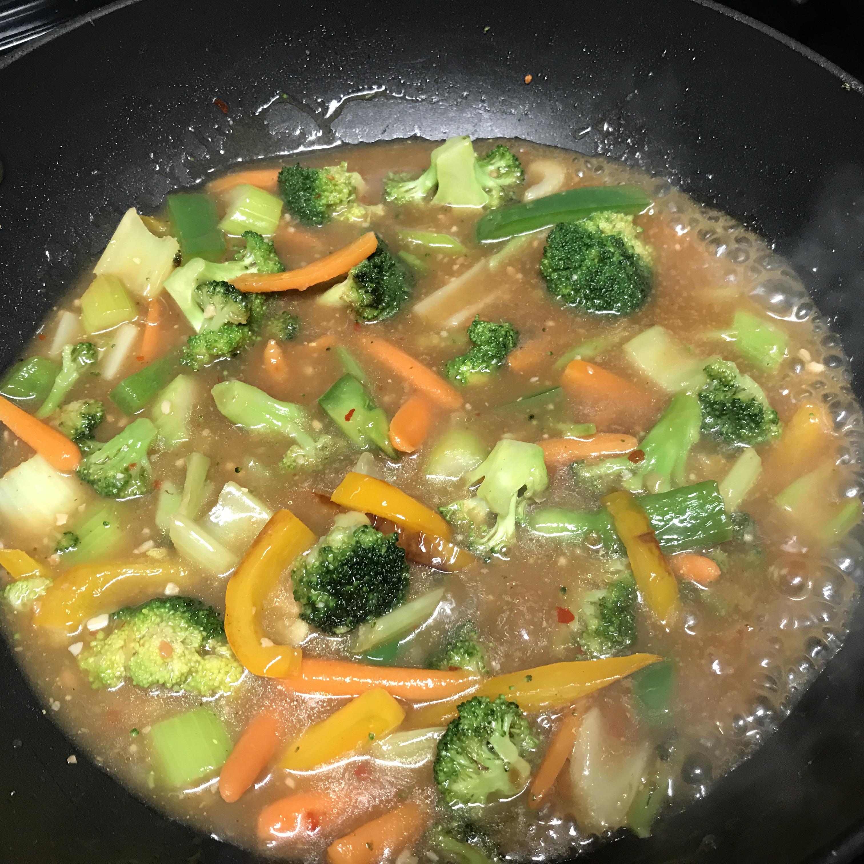 Stir-Fried Vegetables patrice