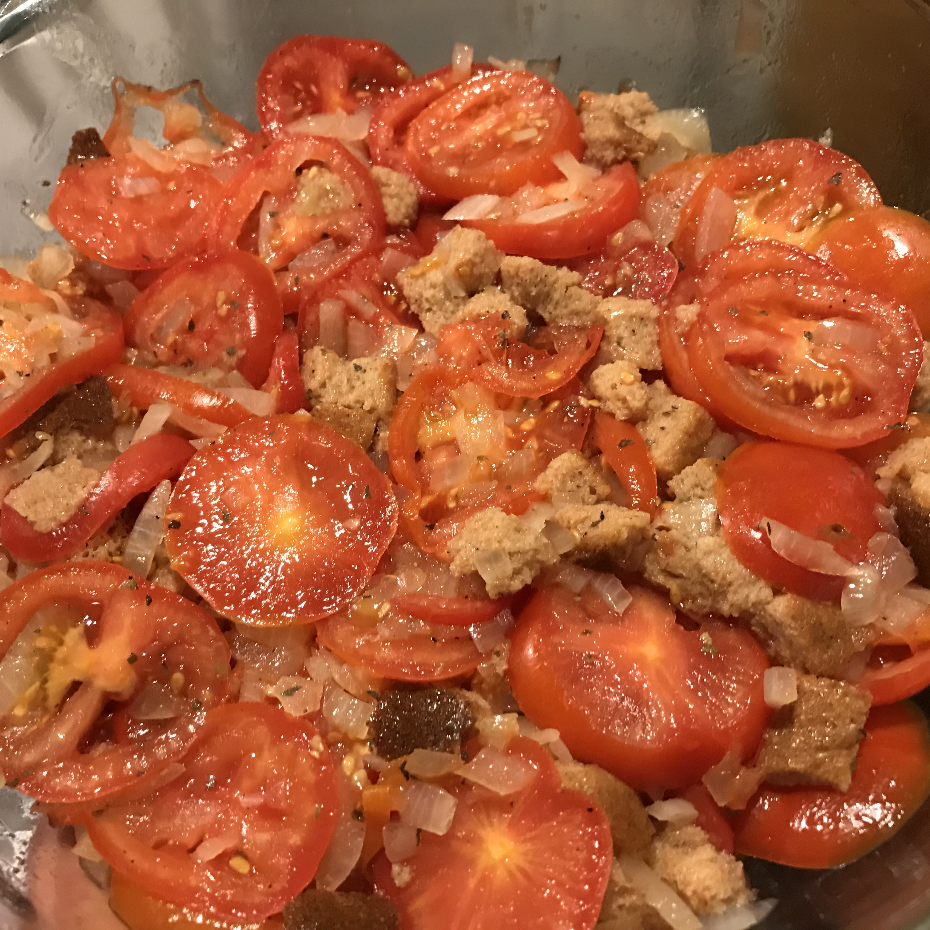 Scalloped Tomatoes