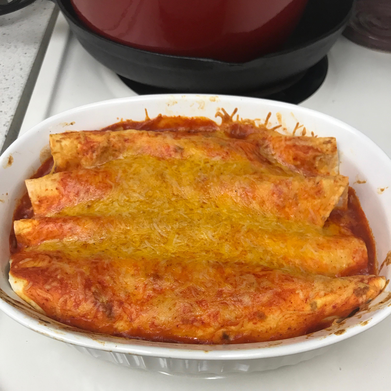 Chicken Enchiladas I Kara Hunt