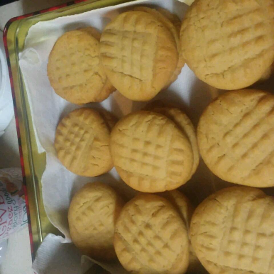 Favorite Peanut Butter Cookies