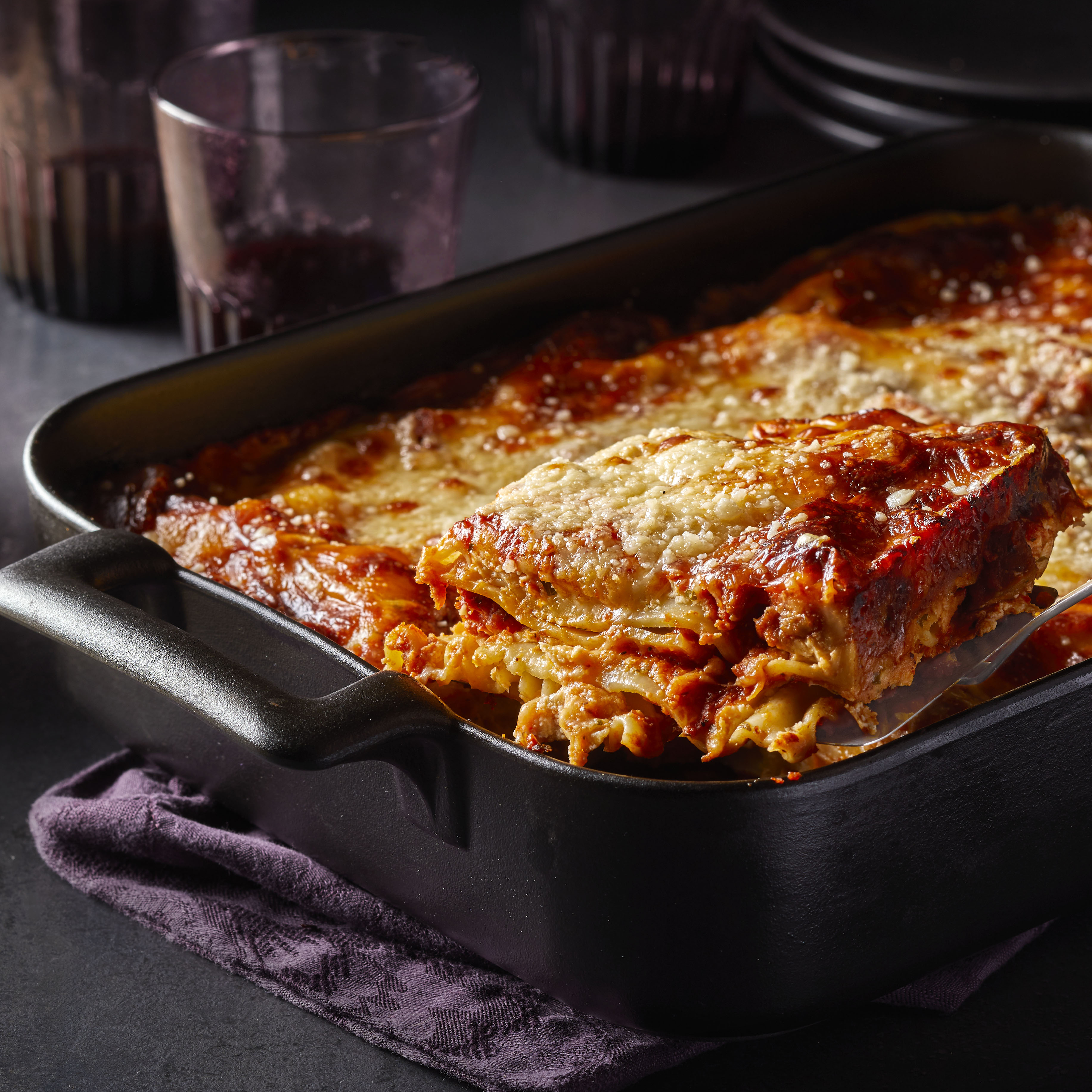 World S Best Now Vegetarian Lasagna Allrecipes