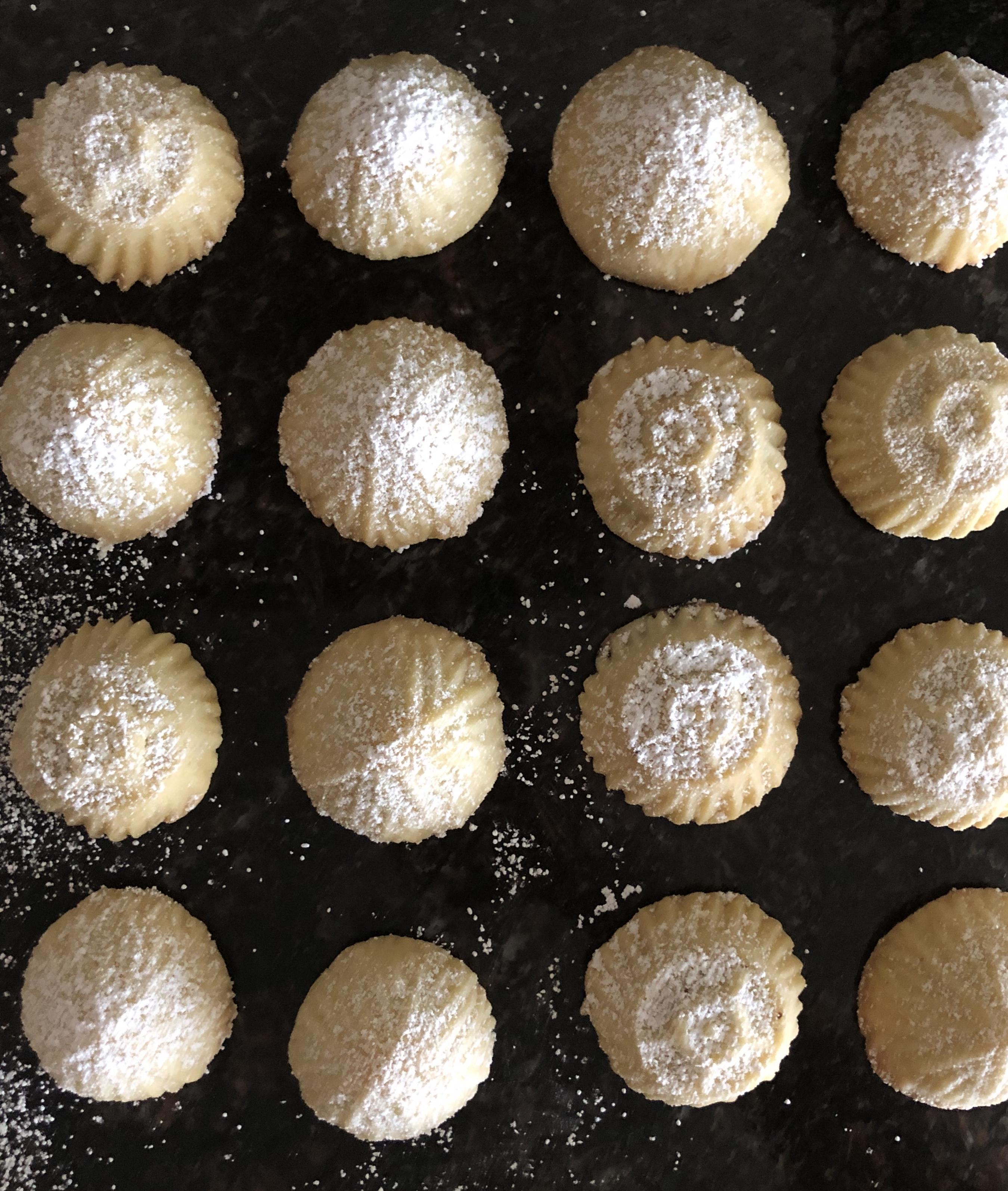 Ma'amoul (Lebanese Date Cookies) LauraF