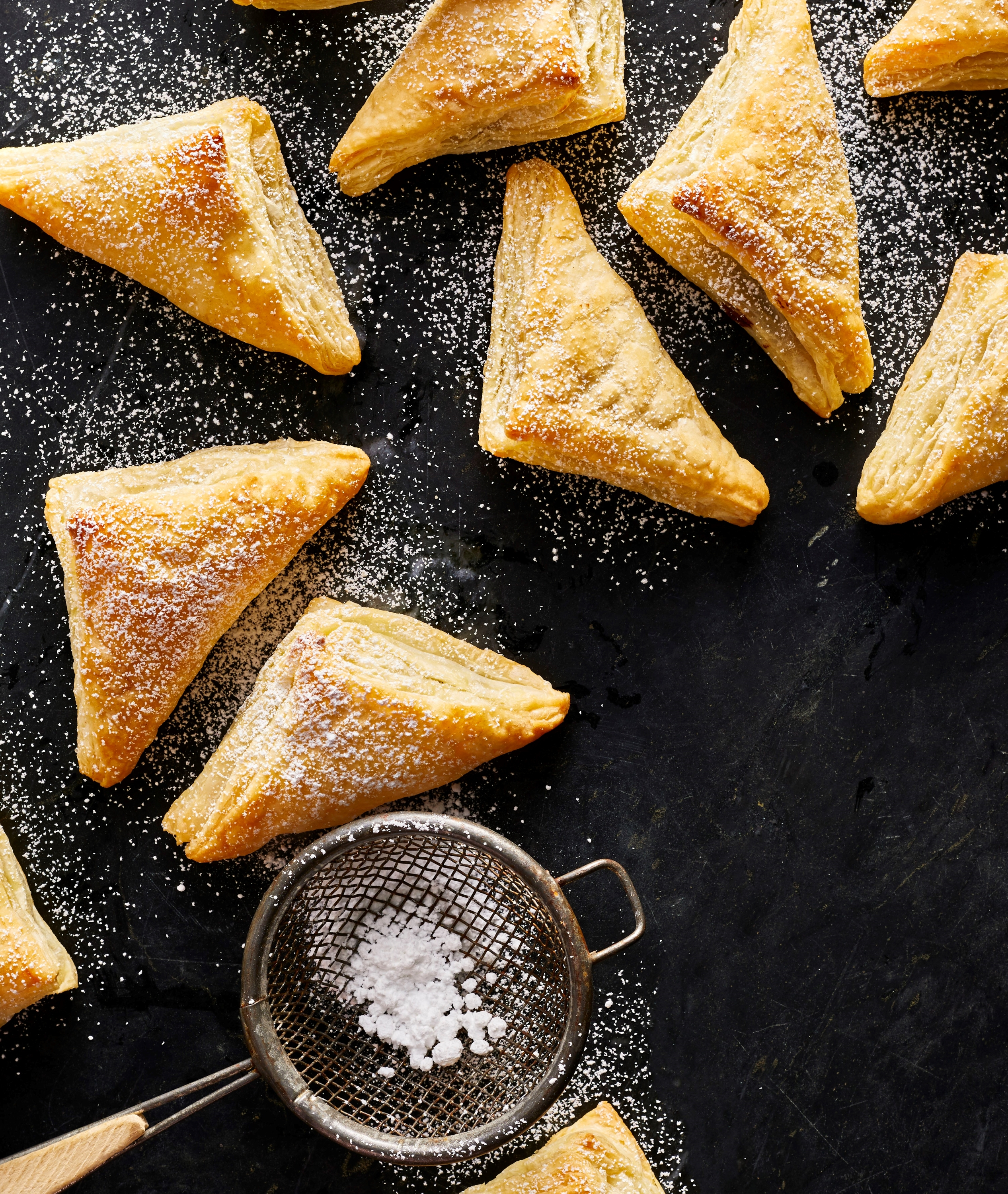 Air Fryer Nutella® Mini Turnovers