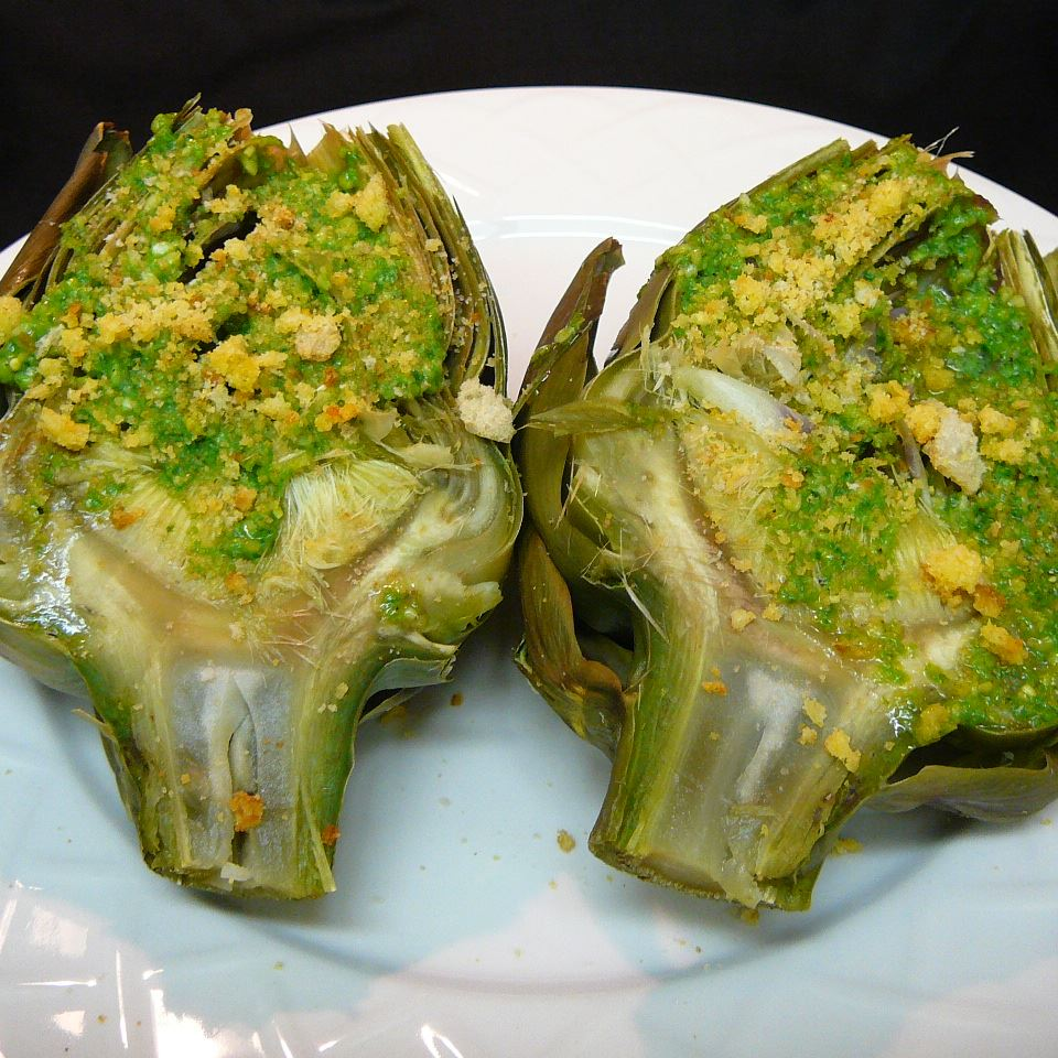 Delicious Artichokes Molly