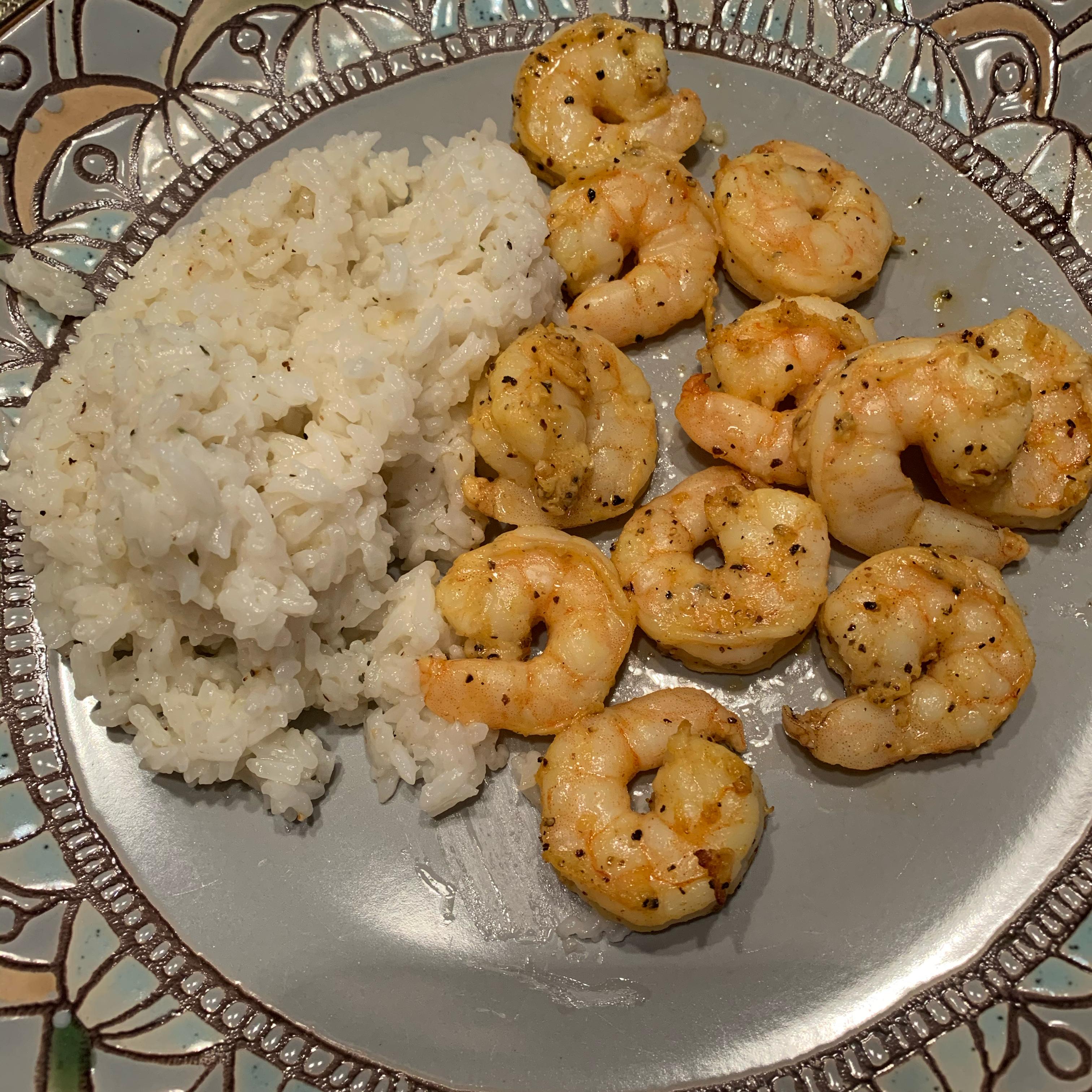 Air Fryer Lemon Pepper Shrimp Donna Brown Houston