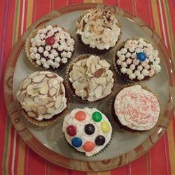 Chocolate-Zucchini Cupcakes klove radio