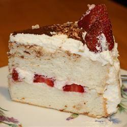 Heavenly Angel Food Cake I<32E@t