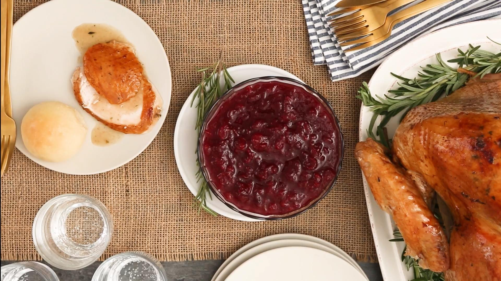 Delicious Cranberry Sauce Allrecipes Trusted Brands