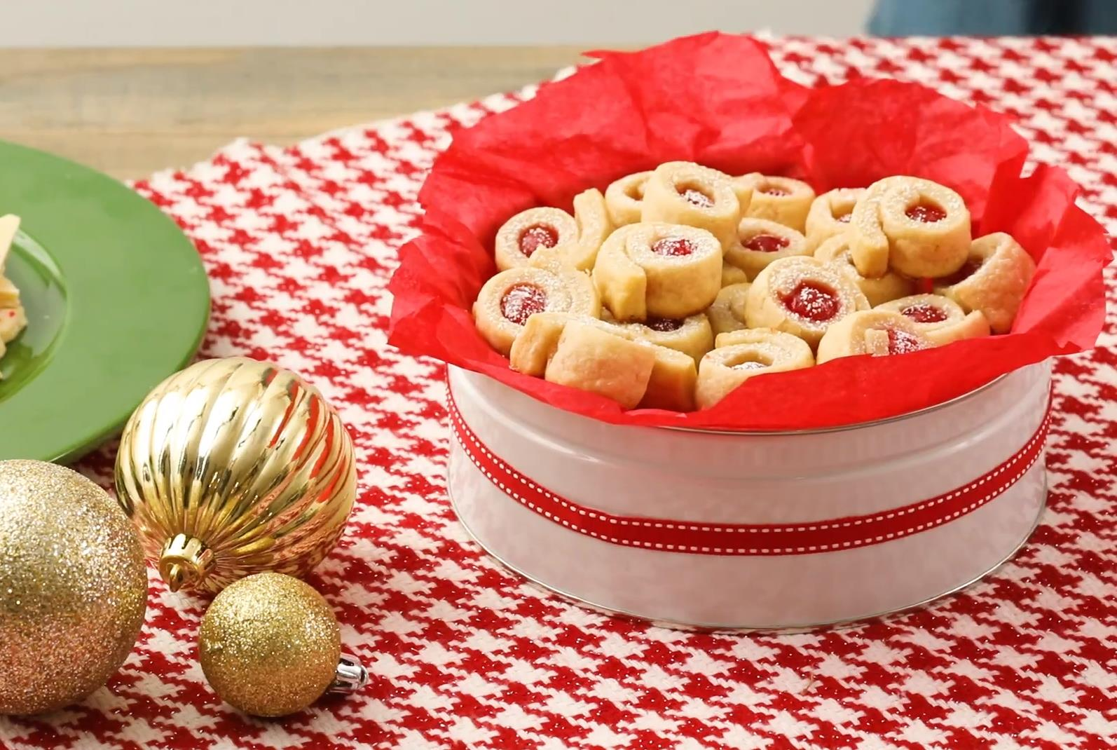 Bon Bon Christmas Cookies Allrecipes Trusted Brands