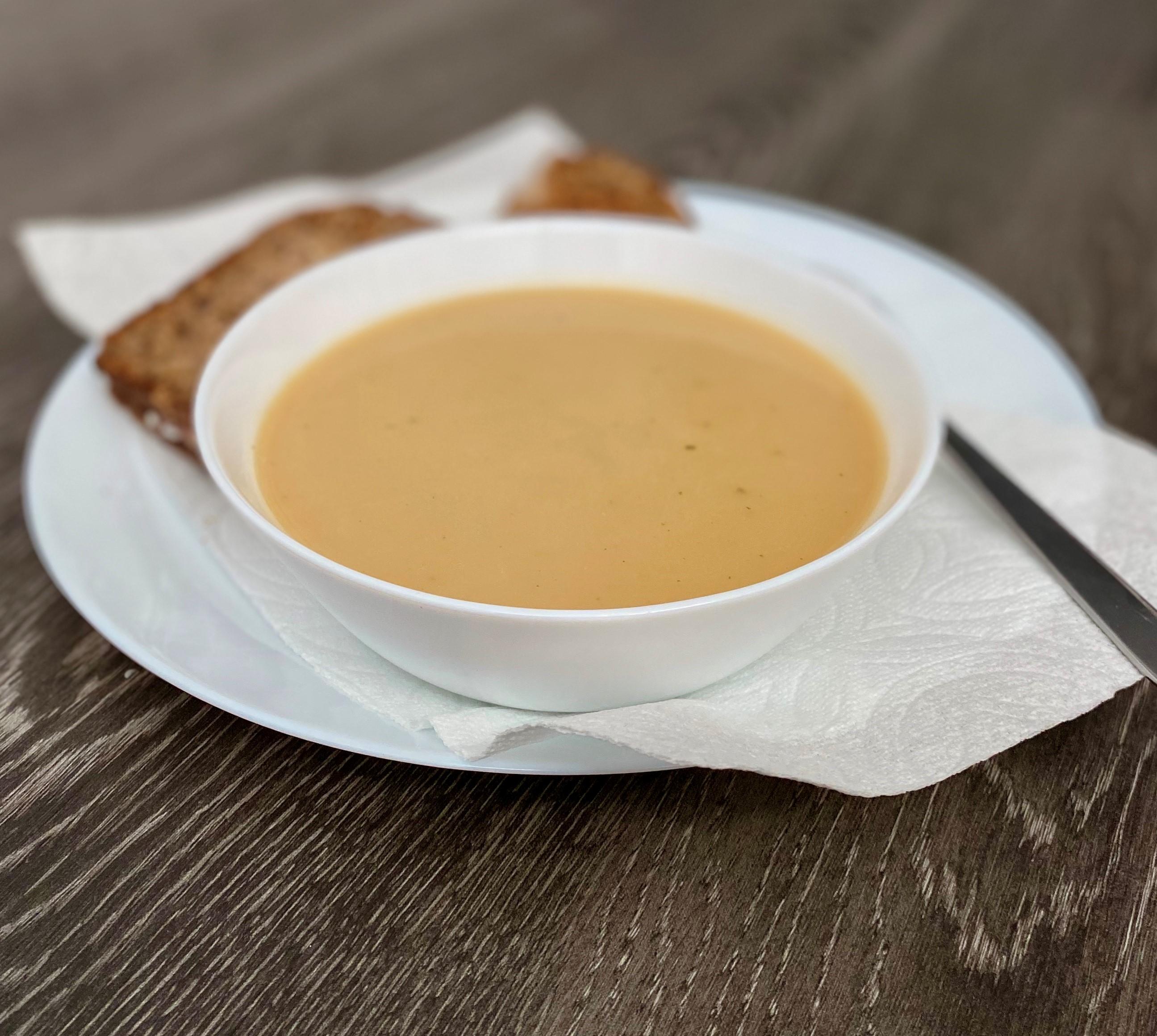 Instant Pot® Vegan Cauliflower Soup