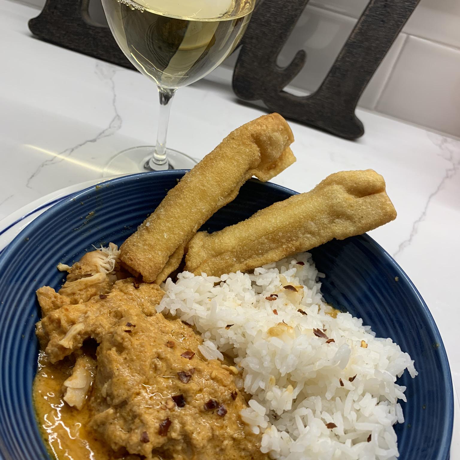 Frank's Favorite Slow-Cooker Thai Chicken Kelley Keim