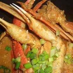 Singaporean Chile Crab