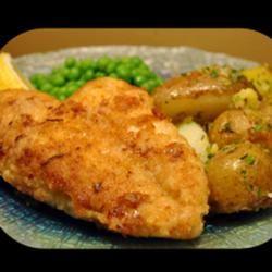 Easy Garlic Chicken K Grecco