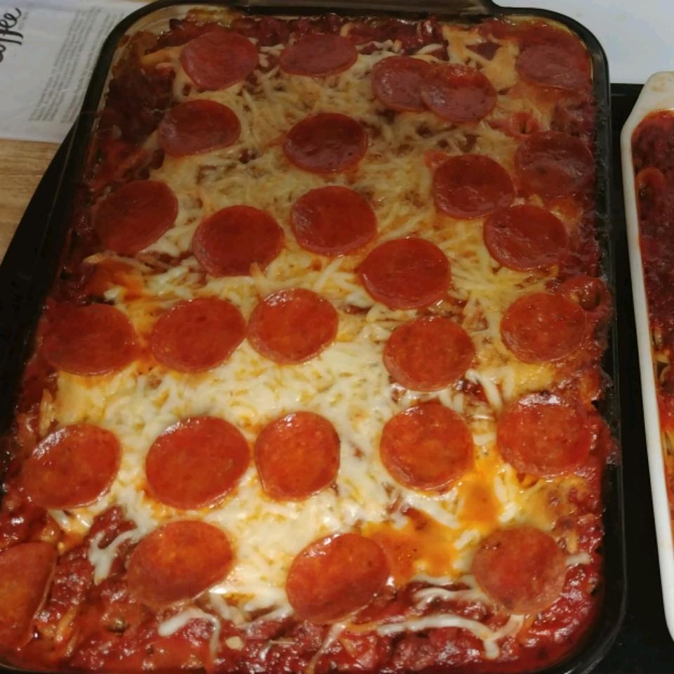Spaghetti Pizza II