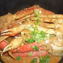 Singaporean Chile Crab Lisa Lai