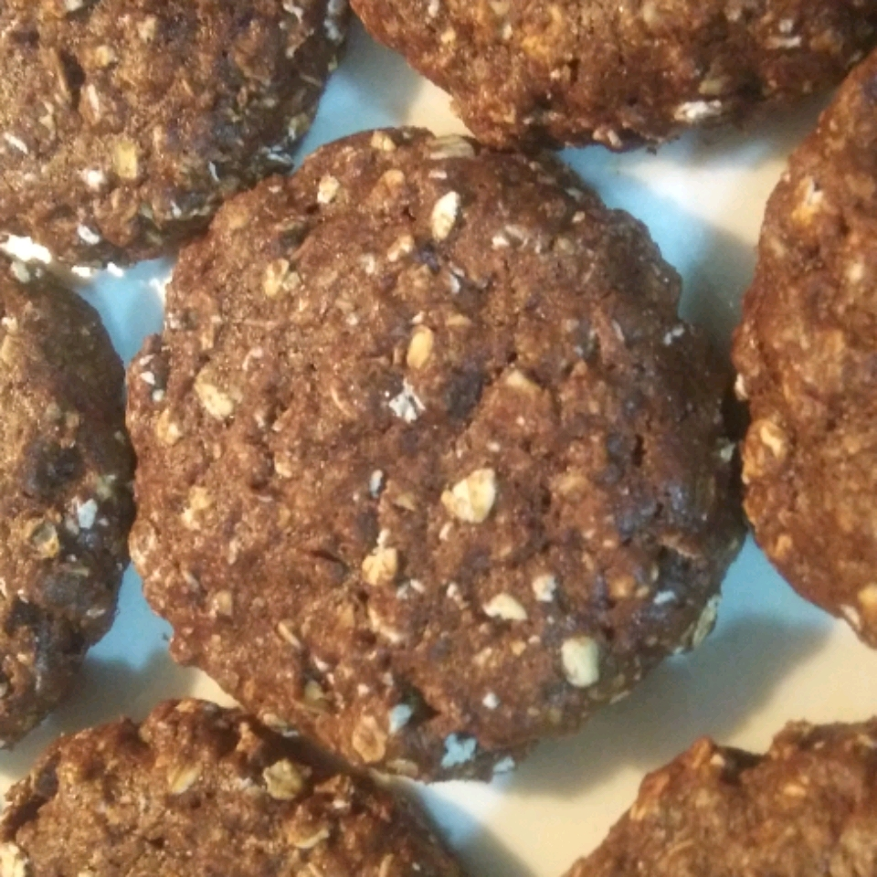 Brownie Oat Cookies Michelle W